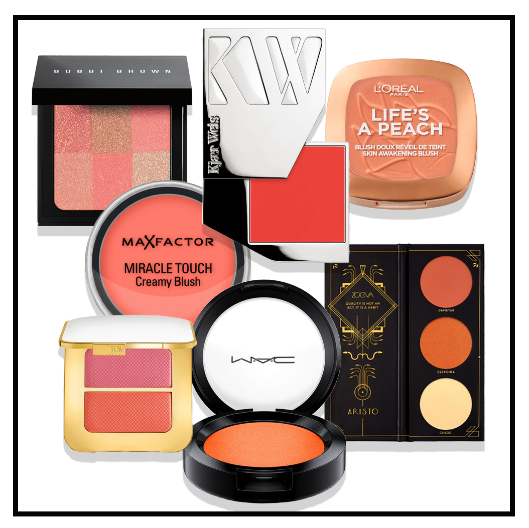 orange blush rouge