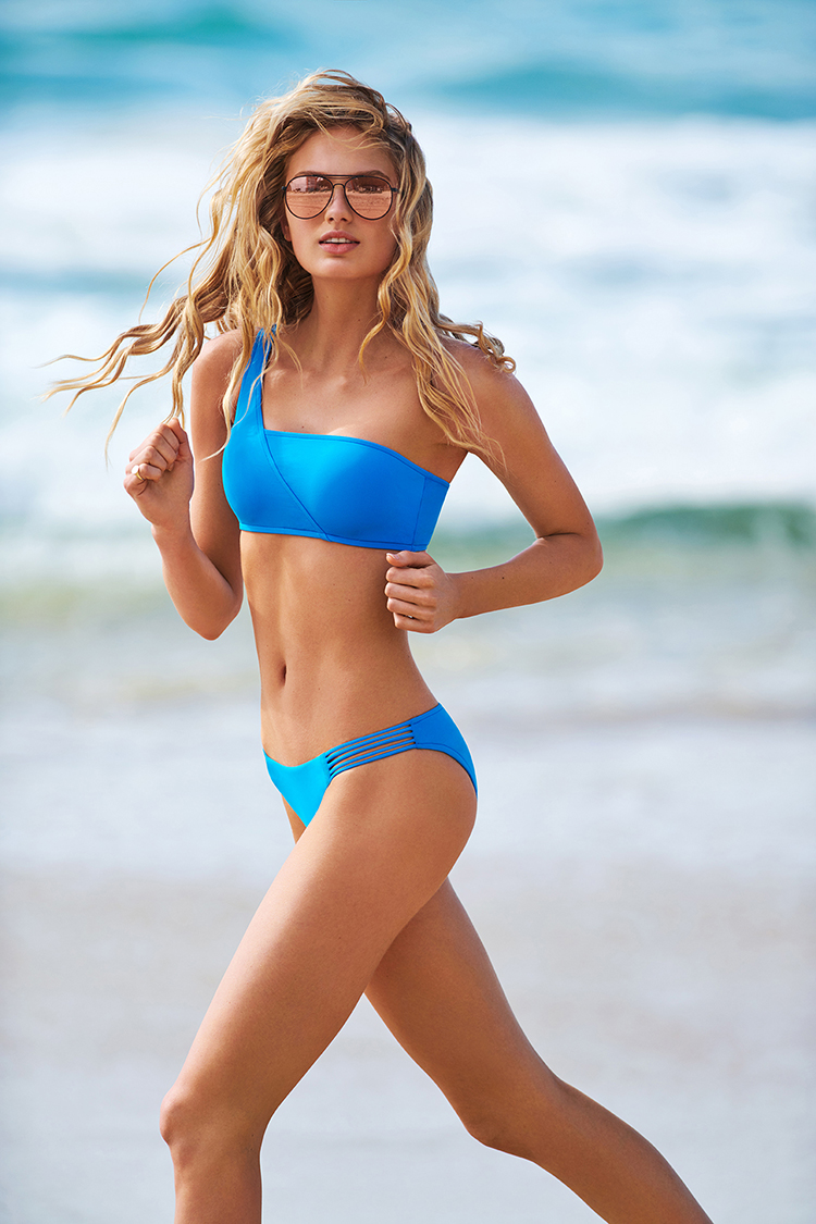 one shoulder bikini von seafolly